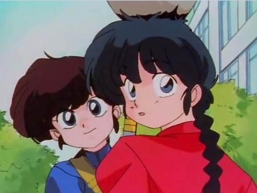 ukyo kuonji and Ranma Saotome