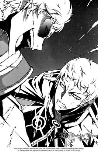Manga Hintergrund containing Anime titled witch hunter