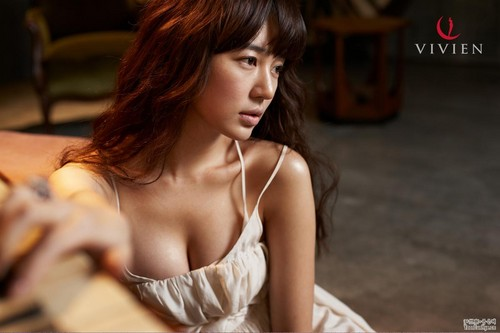 Yoon Eun Hye Wallpaper Possibly With Attractiveness And A Portrait Entitled Vivien Underwear