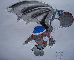 dark dragon yoshi