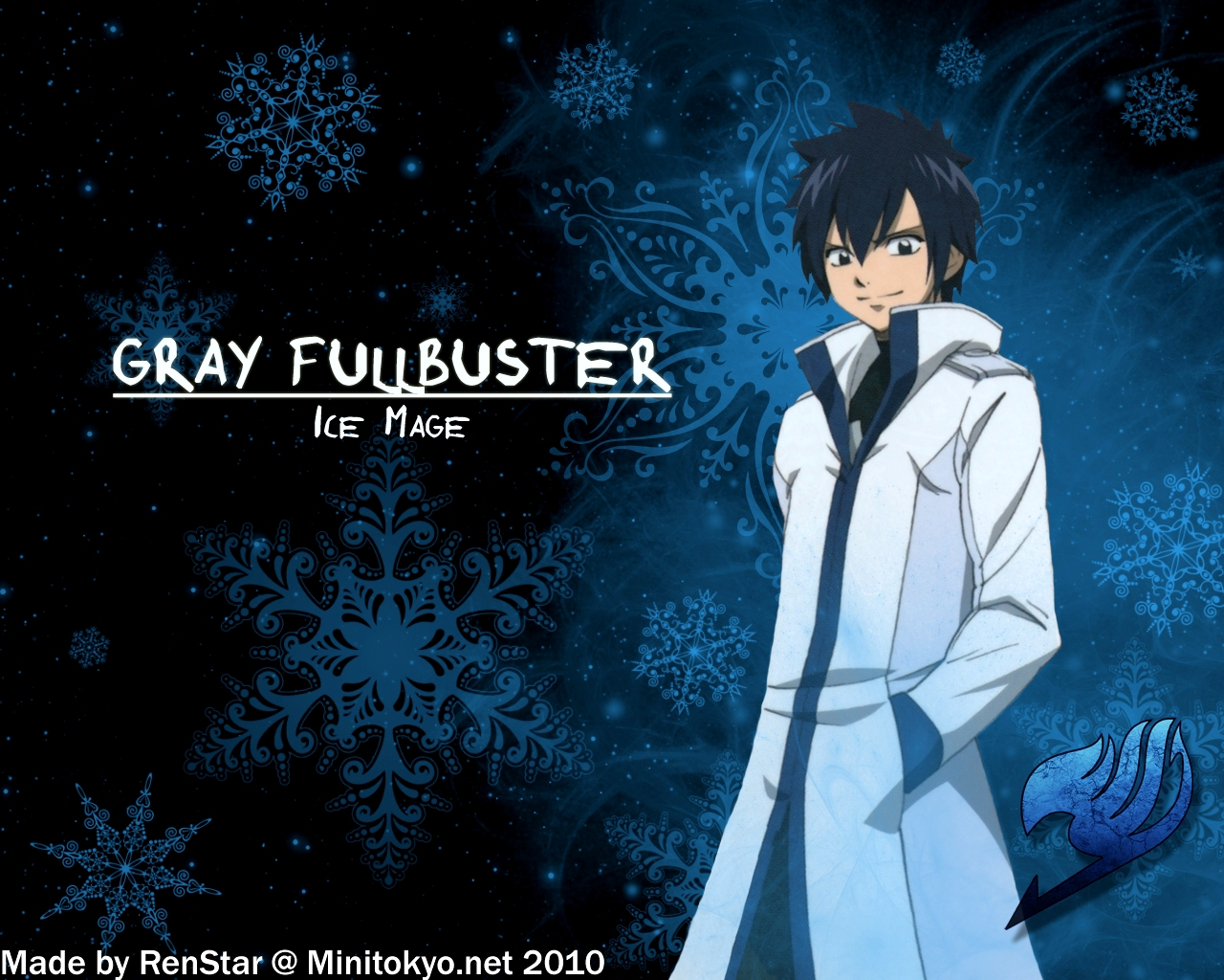 Gray Fullbuster images