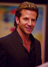 Bradley Cooper 壁纸 containing a business suit titled ♥ Bradley Cooper