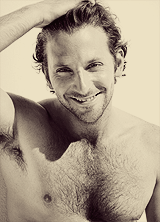 Bradley Cooper wallpaper probably containing a hunk and skin called ♥ Bradley Cooper