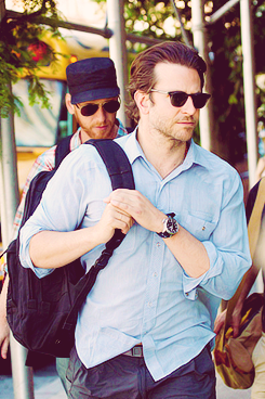 Bradley Cooper वॉलपेपर with sunglasses titled ♥ Bradley Cooper