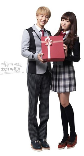 [CF] A ピンク and BEAST – Skoolooks