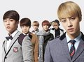 [CF] A Pink and BEAST – Skoolooks