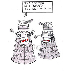 'Doctor Who' LOLs!!!!!!! :D