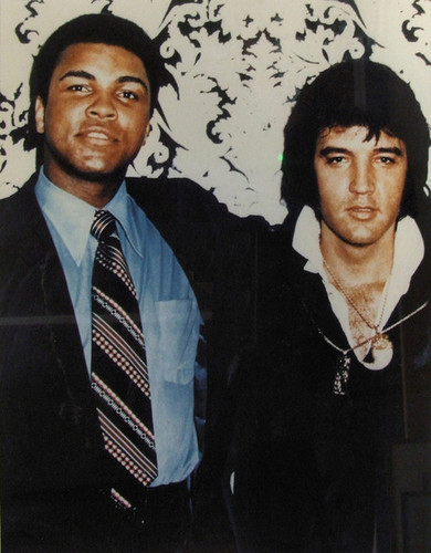 ★ Elvis & Mahammad Ali ☆
