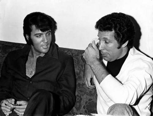 ★ Elvis & Tom Jones ☆