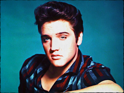 Elvis Presley Hintergrund called ★ Elvis ☆