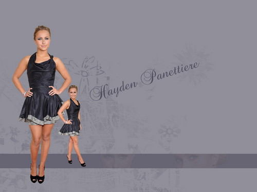 Hayden Panettiere wallpaper possibly containing a playsuit, a cocktail dress, and a stocking titled  Hayden Panettiere