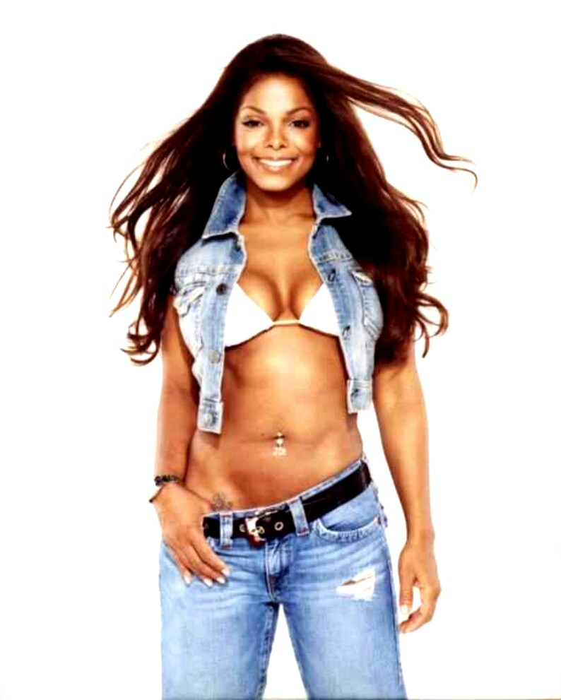 Janet jackson sexy pic