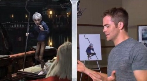 ★ Jack Frost & Chris Pine ☆
