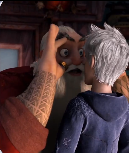 Rise of the guardians ★ jack north ☆