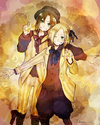 ~Po-chan and Liet~