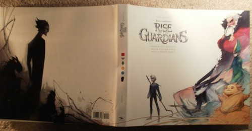 ★ Rise of the Guardians book ☆