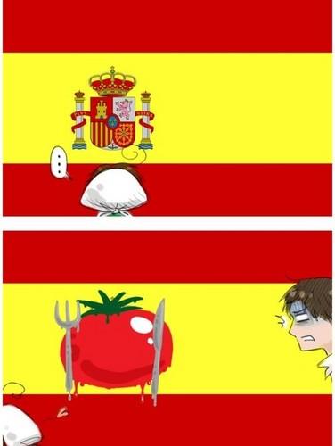 ~Spain's New Flag~