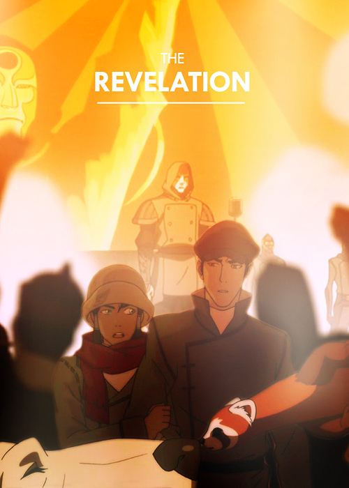 """The Revelation"" - avatar-the-legend-of-korra Photo"