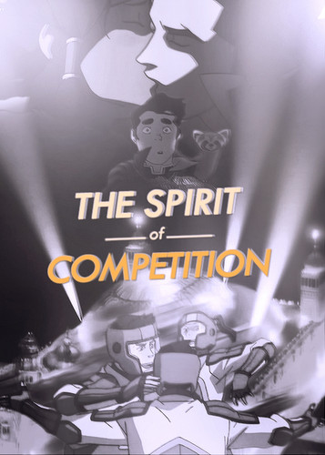 """The Spirit fo the Conpetition"""