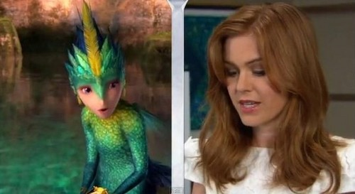 ★ Tooth & Isla Fisher ☆