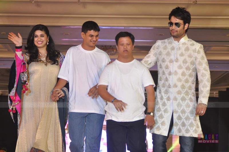 @ Umeed-Ek Koshish charitable fashion show