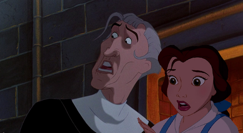 """We weren't doing anything...honest!"""