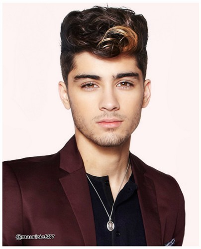 One Direction wallpaper possibly containing a portrait entitled  Zayn Malik ,Cosmopolitan photoShoot , 2012