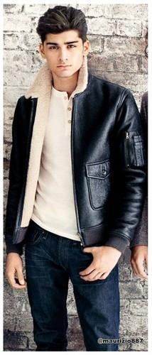 Zayn Malik.Teen Vogue, 2012