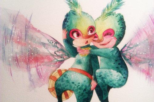 ★mini fairies ☆