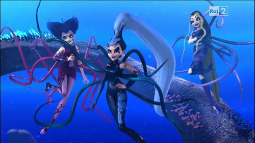 3D Trix Sirenix