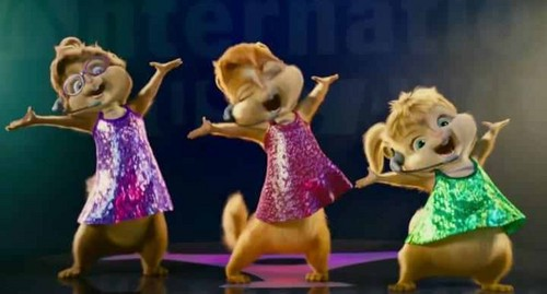 the chipettes