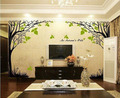 A Autumn's tale Tree Wall Sticker - home-decorating photo