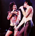 "A Live Performance Of ""I Just Can't Stop Loving You"" - michael-jackson photo"