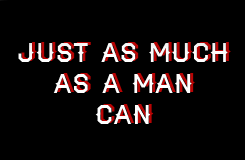 A Woman Can...