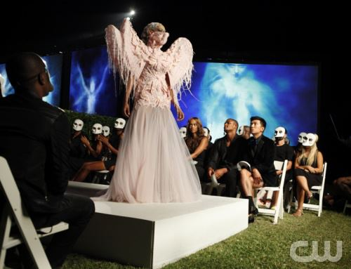 ANTM Cycle 19 Ep12 Finale 'The Girl Who Becomes America's suivant haut, retour au début Model'