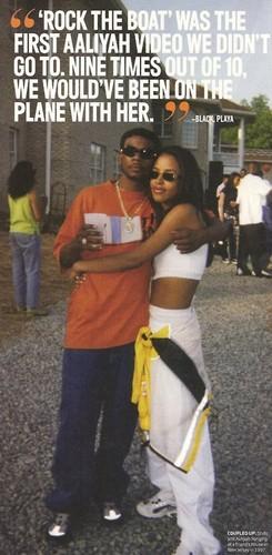 Aaliyah & Static