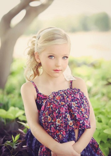 Adailia Libberato- she's an amazing dancer and super cute!!