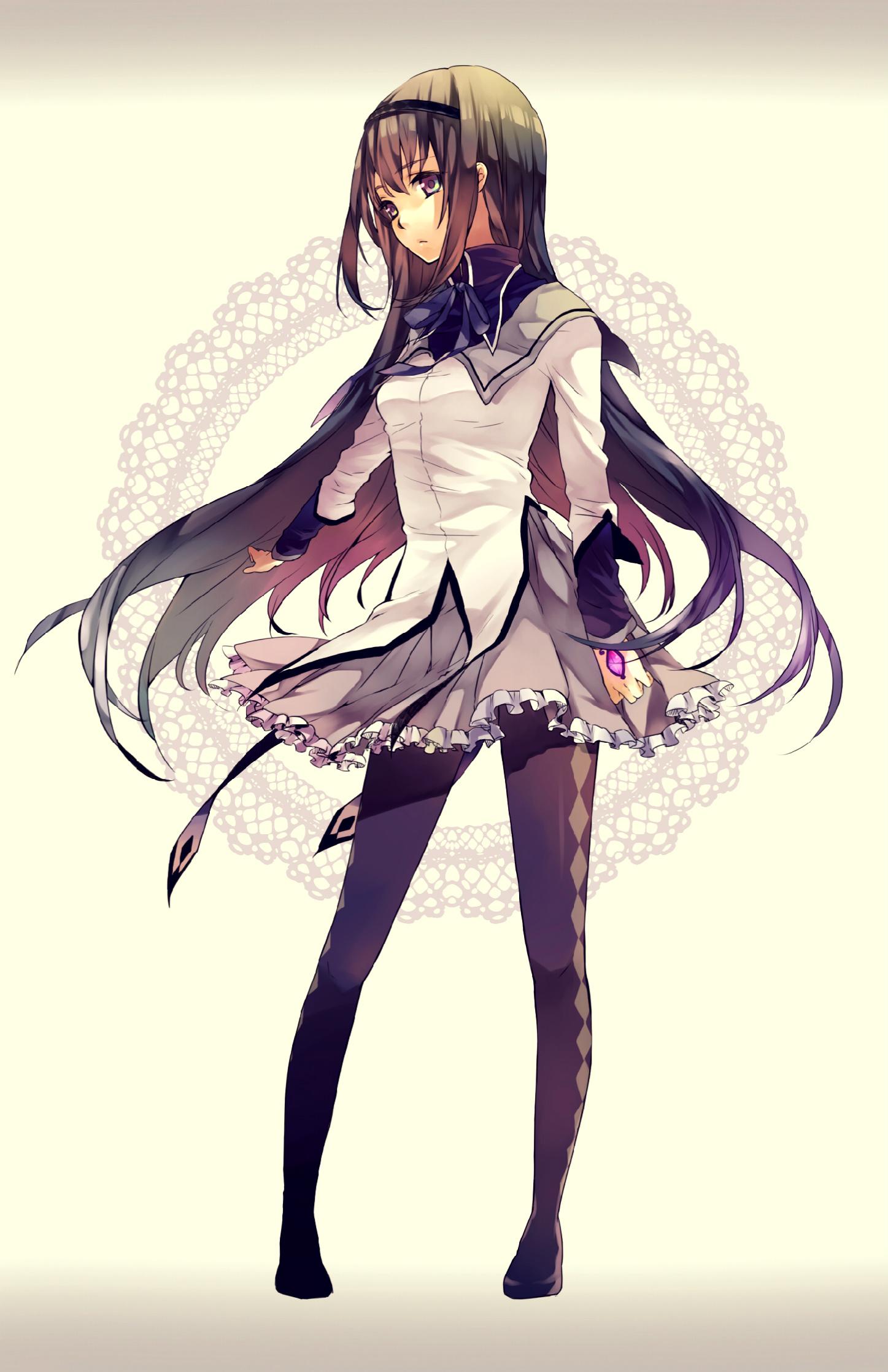 how tall is homura akemi