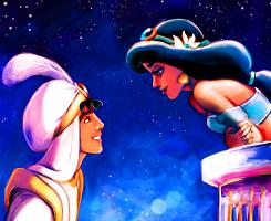 Aladin & jasmin