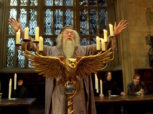 Albus Dumbledore پیپر وال