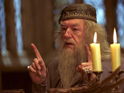 Albus Dumbledore দেওয়ালপত্র