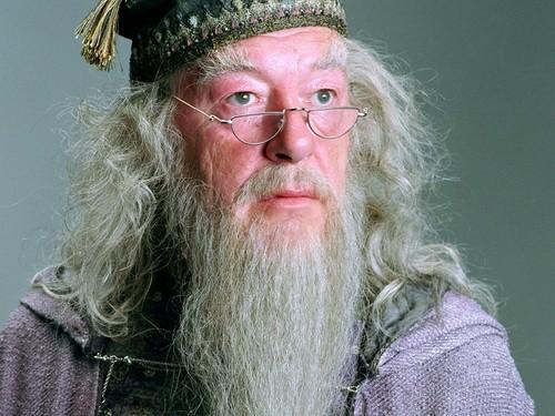Albus Dumbledore fond d'écran