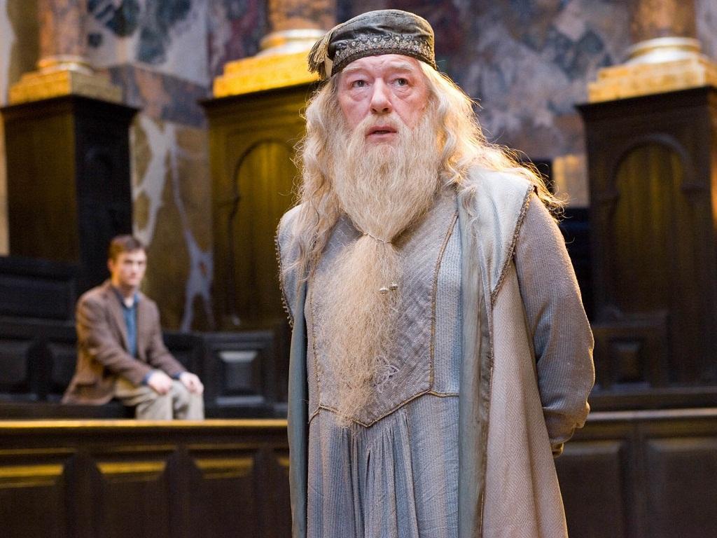 Albus Dumbledore Wallp...