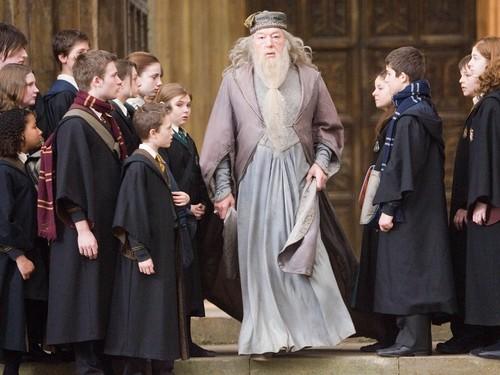 Hogwarts Professors wallpaper titled Albus Dumbledore Wallpaper