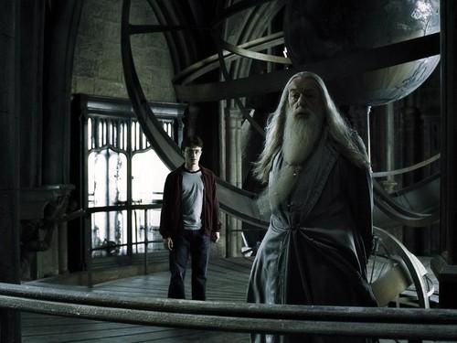 Albus Dumbledore fondo de pantalla