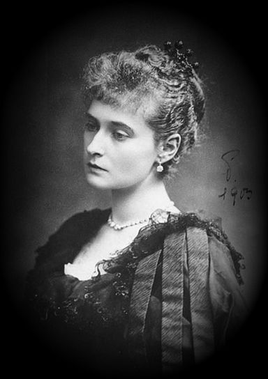Alix of Hesse (Alexandra Romanov) - Women in History Photo ...