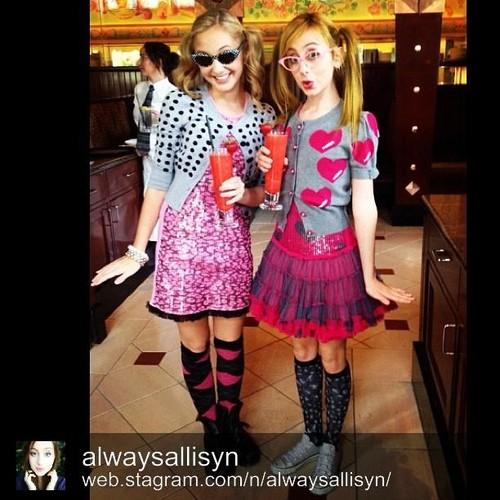 Allisyn ashley Arm
