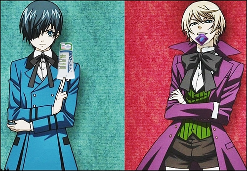 AloCiel~ ♥ - Ciel X Alois Photo (32789939) - Fanpop