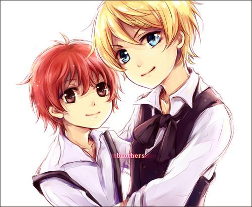 Alois and Luka~ ♥
