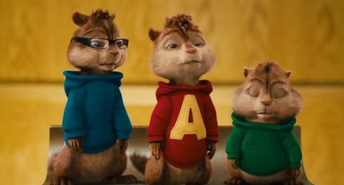 Alvin and the Chipmunks 3: Chip-Wrecked wolpeyper called Alvin and The chipmunks